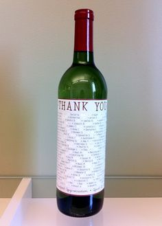 diy do it yourself wine labels for wedding reception and