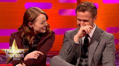 Emma Stone & Ryan Gosling Failed at Dirty Dancing - The Graham Norton Show - YouTube  -  SO MUCH FUN WATCHING THIS INTERVIEW OF EMMA STONE & RYAN GOSLING!  -  Pinned 5-2-2017.