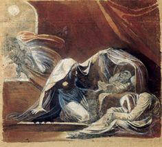 "Henry Fuseli: ""The Changeling"" (1780)"