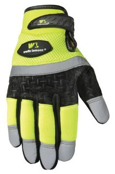 Special Offers - Wells Lamont 7674L ATV and Motorcycle Gloves High Visibility Large - In stock & Free Shipping. You can save more money! Check It (April 03 2016 at 10:14AM) >> http://bestsportbikejacket.com/wells-lamont-7674l-atv-and-motorcycle-gloves-high-visibility-large/