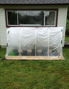 Dog Kennel Roof Ideas Then Pvc Pipe Was Bent Along The