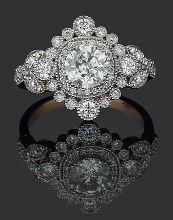 Gorgeous Antique Engagement Ring