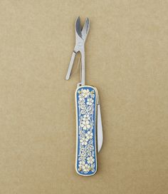 Embroidery knife