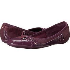 Womens Shoes PUMA Bixley Glamm Italian Plum/Italian Plum