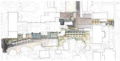 Site Plan - Campbell Hall, U.Va