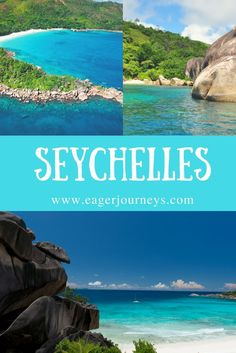 The Indian Ocean island of Seychelles is all about sea, sand and sun.