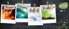 dm-Marken Insider - Feuer, Wasser, Luft & Erde - die neue Limited Edition von alverde!