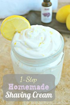 1 Step Homemade Shaving Cream Titled www.backtothebook… Source by Homemade Shaving Cream, Natural Shaving Cream, Diy Lotion, Shaving Lotion, Homemade Soap Recipes, Homemade Facials, Homemade Scrub, Homemade Moisturizer, Schaum