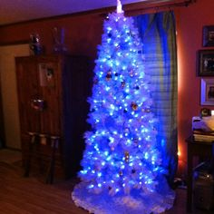 Carolina Panthers Christmas Tree #KeepPounding | She's Dreaming Of ...
