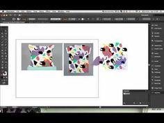 "#Video #tutorial: Breathe life into your pattern swatches | Computer Arts | Creative Bloq ""This can be really useful when presenting your pattern swatches to printers or manufacturers, so that they can see how it should look. It's also a great way to showcase your pattern swatches on your website, even if you have no intention of printing them."" #photoshop"