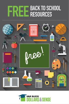 These free resources for teachers will help lighten the load on your wallet when back to school shopping.