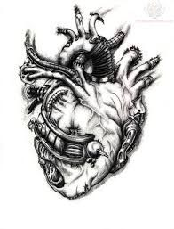 Znalezione obrazy dla zapytania mechanical heart