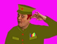 PINK CHAIR: Putin, Merkel und Kim Jong Un ...