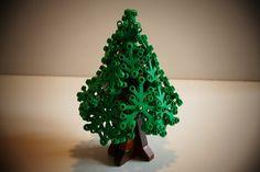 LEGO Ideas - Fir Tree - Alternative Build