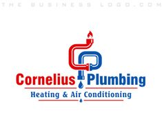 Air Conditioning, Heating, Cooling, Refrigeration, Commercial and Residential #HVAC Systems Logo Designs. Logo design created by http://www.thebusinesslogo.com