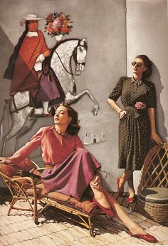 50 Extraordinary Fashion Photographs Taken by Louise Dahl-Wolfe From Between the 1930s and 1950s