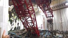 Welcome to NewsDirect411: Breaking News: Mecca Crane Collapse In Mecca, Saud...