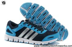 Star's favorite Adidas Climacool CC Modulate M Navyblue Skyblue Silver