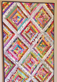 Lots of examples of string quilts