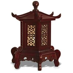 rosewood pagoda lamp amazoncom amazoncom oriental furniture rosewood korean tea table