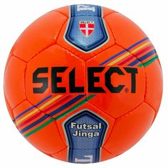 ebd01bbabe The Select Futsal Jinga is one of the worlds most popular futsal balls.  Available in
