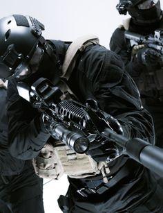 SWAT TEAM :: TACTICAL EXPLORATION by Alex Kapustin, via Behance