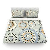 Found it at Wayfair - Eastern Promise by Gill Eggleston Light Duvet Cover