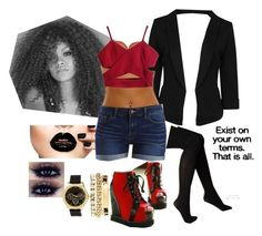 """""""Dare To Be Different"""" by fifty-shades-of-slay on Polyvore"""
