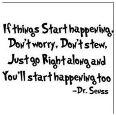 Dr. Suess, so smart