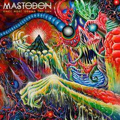 Mastodon - Once More 'Round The Sun 2x LP Record Vinyl - BRAND NEW #mastodon #heavymetal