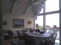Lighting Design, Chandelier, Windows, Ceiling Lights, Home Decor, Light Design, Candelabra, Decoration Home, Room Decor