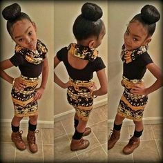 Superb 1000 Images About Little Girl Swag Hair On Pinterest Kids Hairstyle Inspiration Daily Dogsangcom