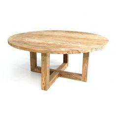 Brehat - Table + 2 bancs de jardin en bois L 180 cm   Bois ...