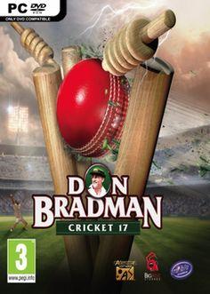 Don Bradman Cricket 17-SSE - Simulation Game