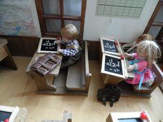 Puppenstube, Schule, Puppenschule,   eBay