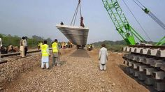Samsata- Khanpur Old Track has been replaced by New Track of 160 KMPH - Pakistan Railways