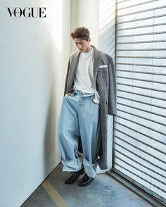 Renaissance Man Sung Joon For April 2017 Vogue | Couch Kimchi