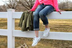 New Sneakers for Spring ft: Converse I Confessions of the Glitterati