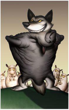 Bill Mayer - Children's Illustration