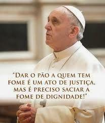 """F.G. Saraiva: Papa Francisco: """"Hoje, existem cristãos condenados..."""