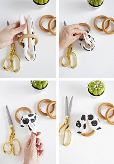 baby diy Wooden Ring Crinkle Teether DIY - A Beautiful Mess Baby Sewing Projects, Sewing Crafts, Diy Projects, Handgemachtes Baby, Baby Bibs, Diy Bebe, Diy Tumblr, Baby Crafts, Wooden Diy