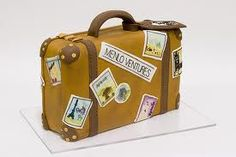 suitcase cakes - Google Search