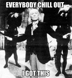 1st Doctor. He's got this