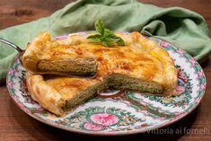 Frittata con pesto e formaggio in crosta di sfoglia Frittata, French Toast, Mamma, Breakfast, Recipes, Food, Salads, Morning Coffee, Recipies