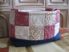 Fabric Basket, Diaper Bag, Bags, Fashion, Handbags, Moda, Fashion Styles, Diaper Bags, Taschen