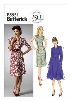 16-24 B5951 | Butterick Patterns