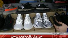 Authentic Yeezy Boost 350 v2 ALL Colorways I Got  unboxing Review from p...