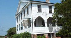The Pelican Inn in Pawleys Island, SC is notorious for Grey Man sightings.