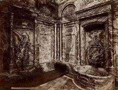 Dolmabahçe Sarayı'nda Banyo Basile Kargopoulo Fotoğrafı 1875