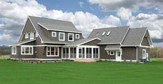 Cape Cod Shingle Style - traditional - exterior - minneapolis - Ron Brenner Architects